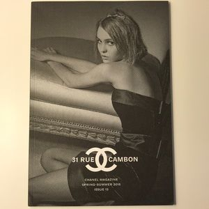Authentic Chanel Magazine issue 13